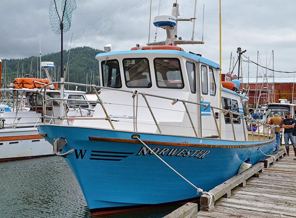 Boats Amp Crew Garibaldi Charters