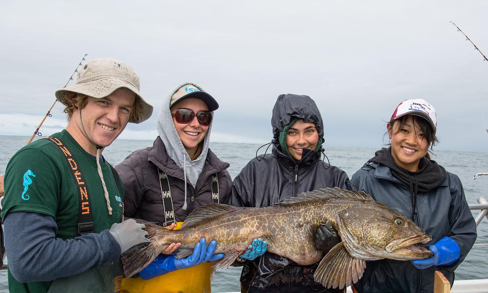 Garibaldi Charters Deep Sea Fishing